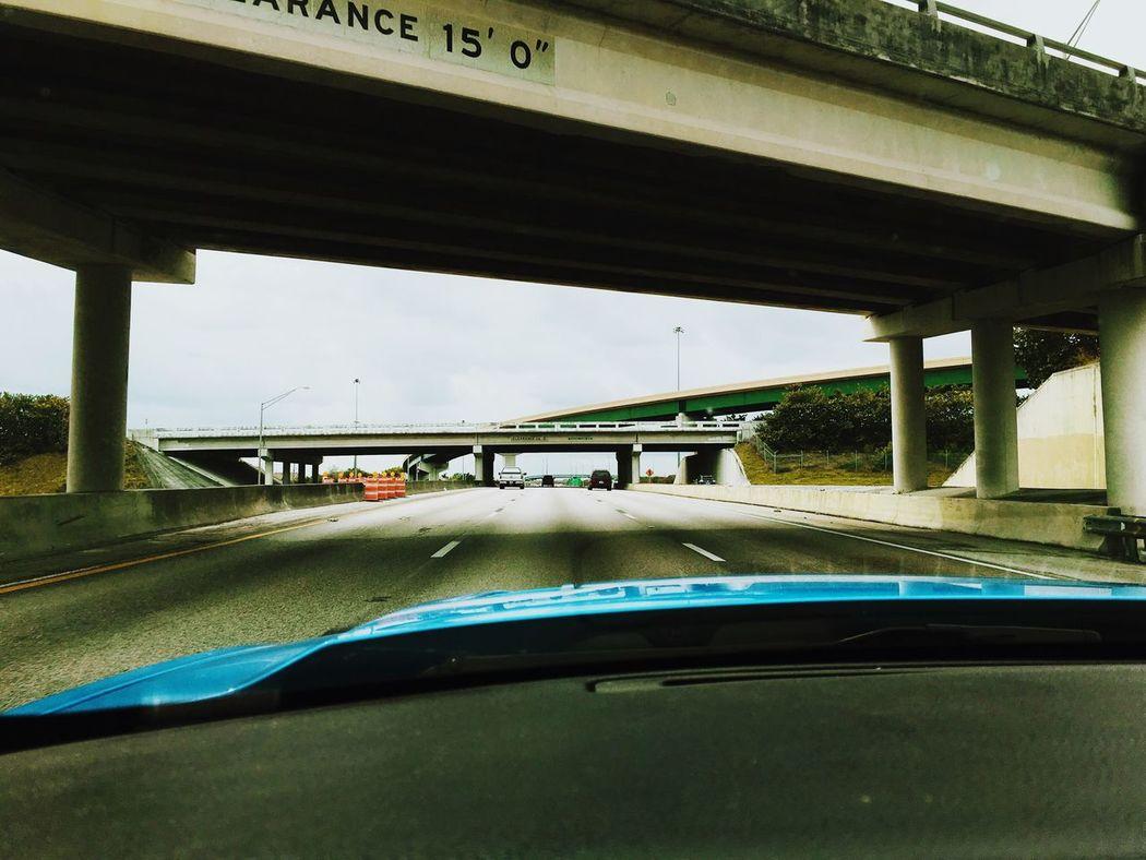 Highways&Freeways Underpass Interchange  Turnpike Up Close Street Photography