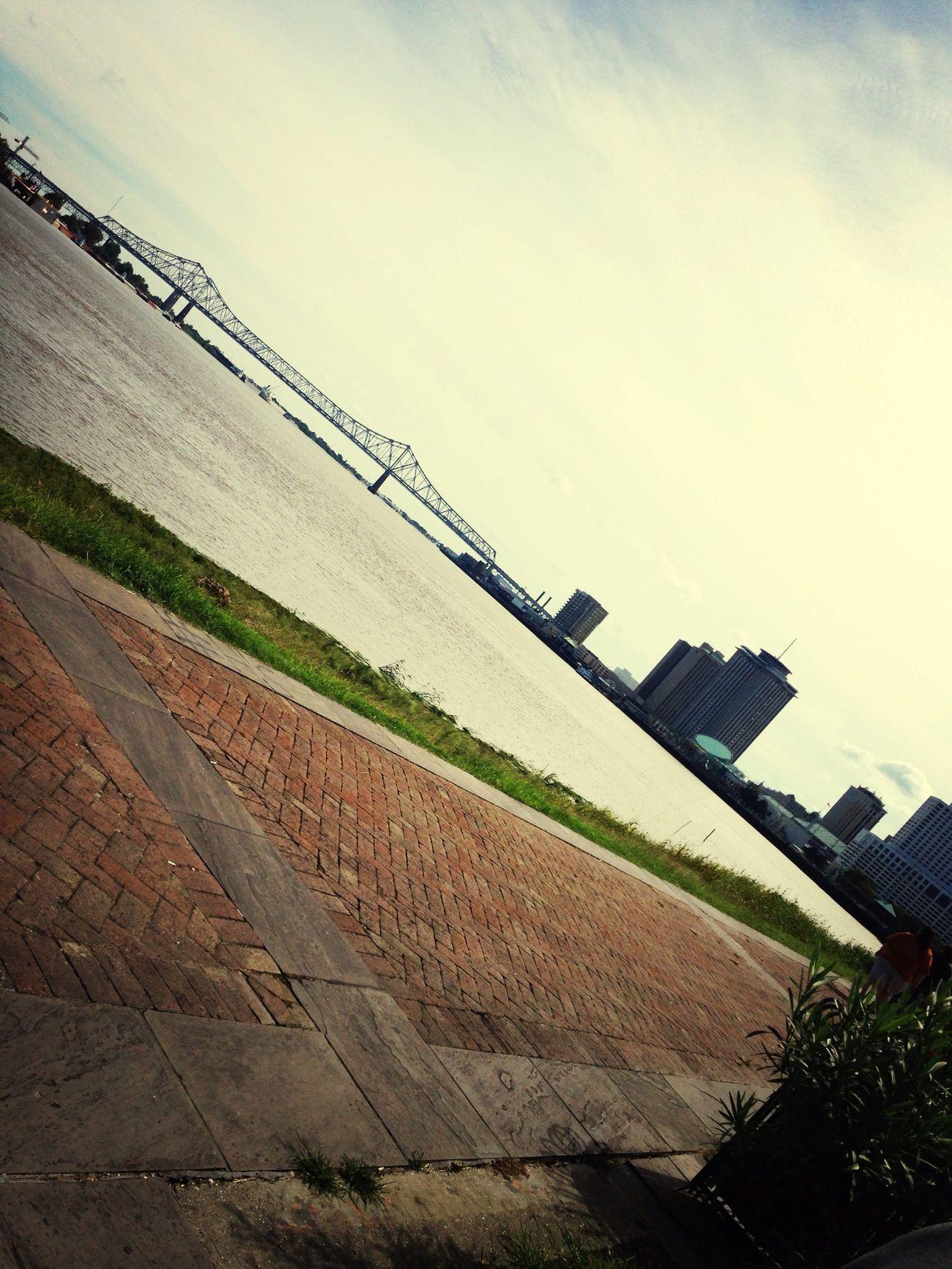 Mississippi Mississippi River River French Quarter