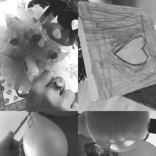 Today ♥ My 18th Birthday And Already The First Gifts! Woowwww.... Thank You Loveeeeeeeeee💜