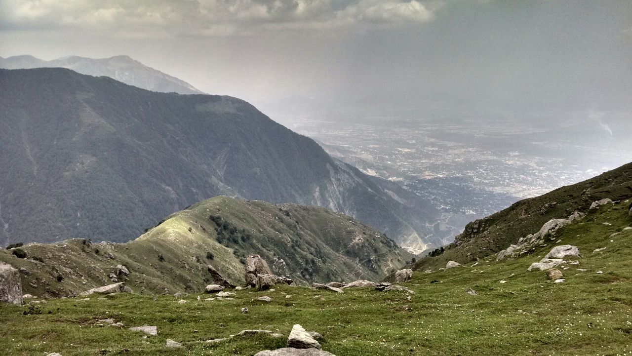 amazing view from top of the mountain Triundtrek Amazing View EyeEm Best Shots - Landscape Eye Em A Traveller