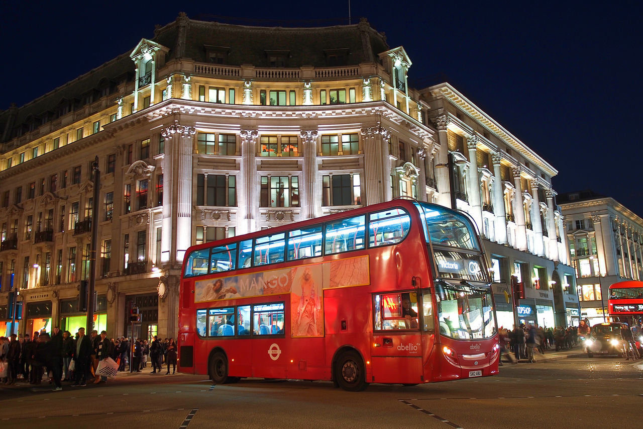 Classic London Night Travel Destinations Architecture London Bus Outdoors City Of London Cityscape Architecture Building Exterior