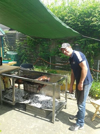 Enjoying Life That's Me Grillen