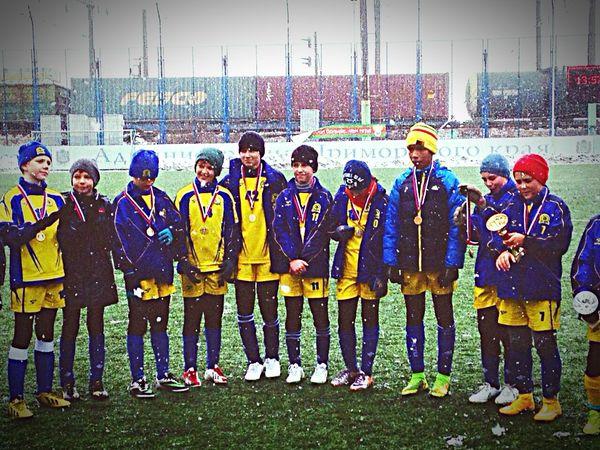 Better Together луч юность Vladivostok Football