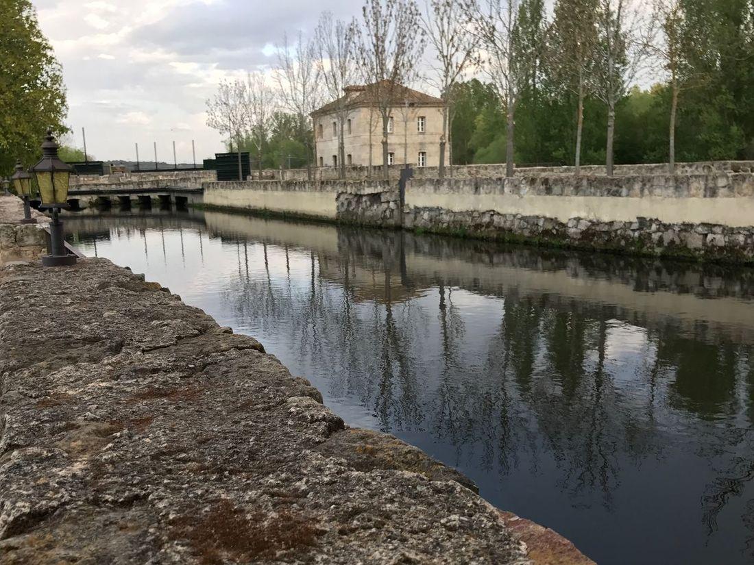 River The Secret Spaces
