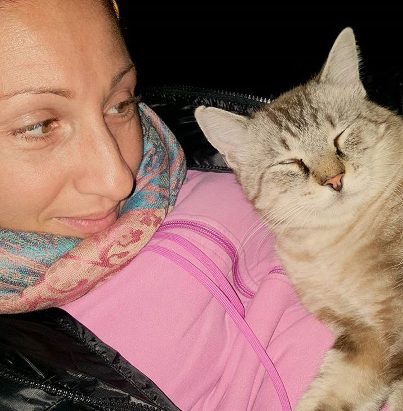 Sweetness.. 😊 Meandacat MeAndCat Ilovecats Ilovecat Loveanimals Cute Sweetcat Cutecat Friendscat Gatto Ioamoigatti Amoigatti CatTherapy