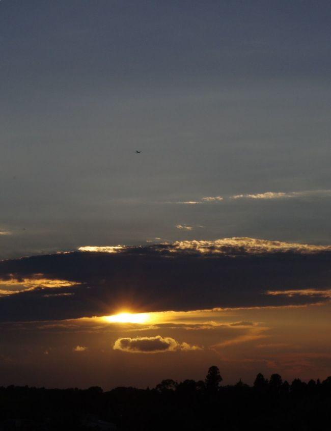 おつかれさま Pentax K-3 夕暮れ時 Sunset Afterglow Twilight おつかれさま
