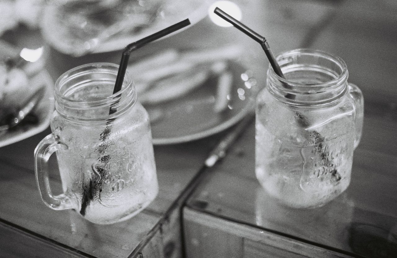 Indoors  Table Close-up Water No People Drink Day Eyemphotography Lifestyles Filmisnotdead Filmphotographer Black&white Life In Motion Analog Social Issues Inthemoment EyeEmNewHere Eyeemphoto Glass Artistic Feeling Natural Light Creativity Accesories Focus On Foreground