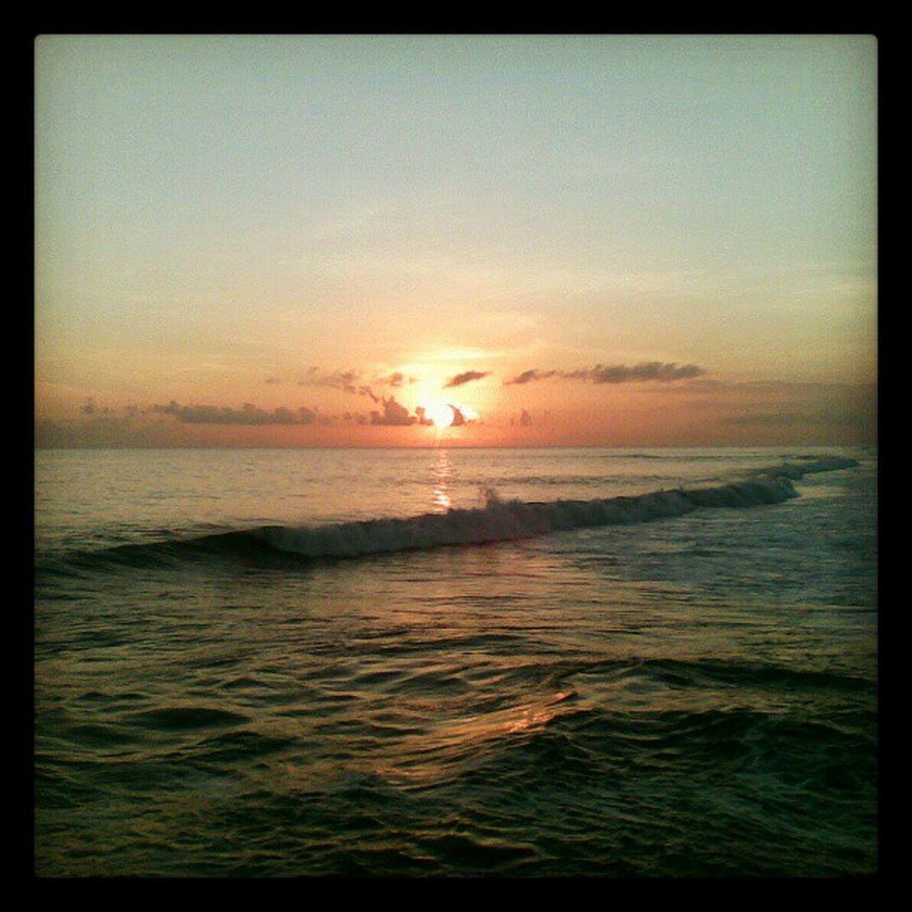 Glagah Wates Jogja Java INDONESIA Sun Sunset Beach Sea Ocean Nature Webstagram Photowall Instagood