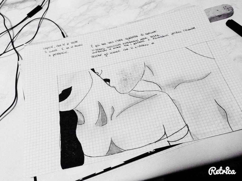 Disegno Matita Dibujo A Lapiz Besos ♡ Alma TeQuiero♥ Labios