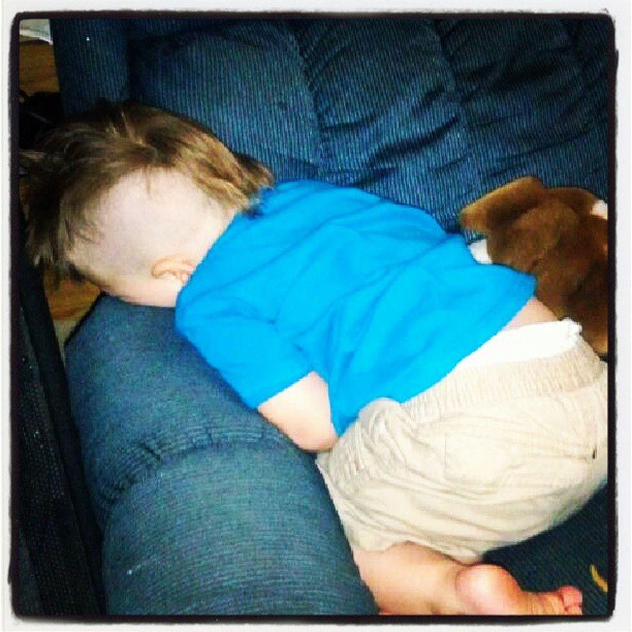 Ryan has a Mohawk now:) Godson Babyboy Booger Littleman Ryan