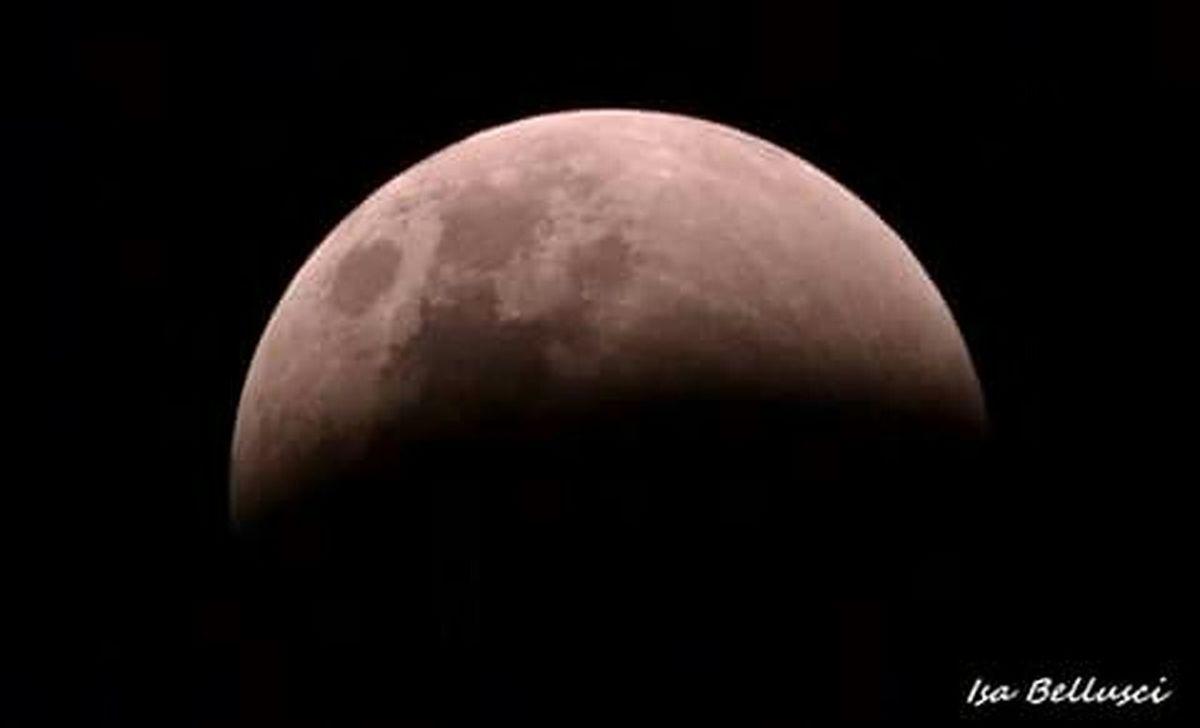 Luna roja..