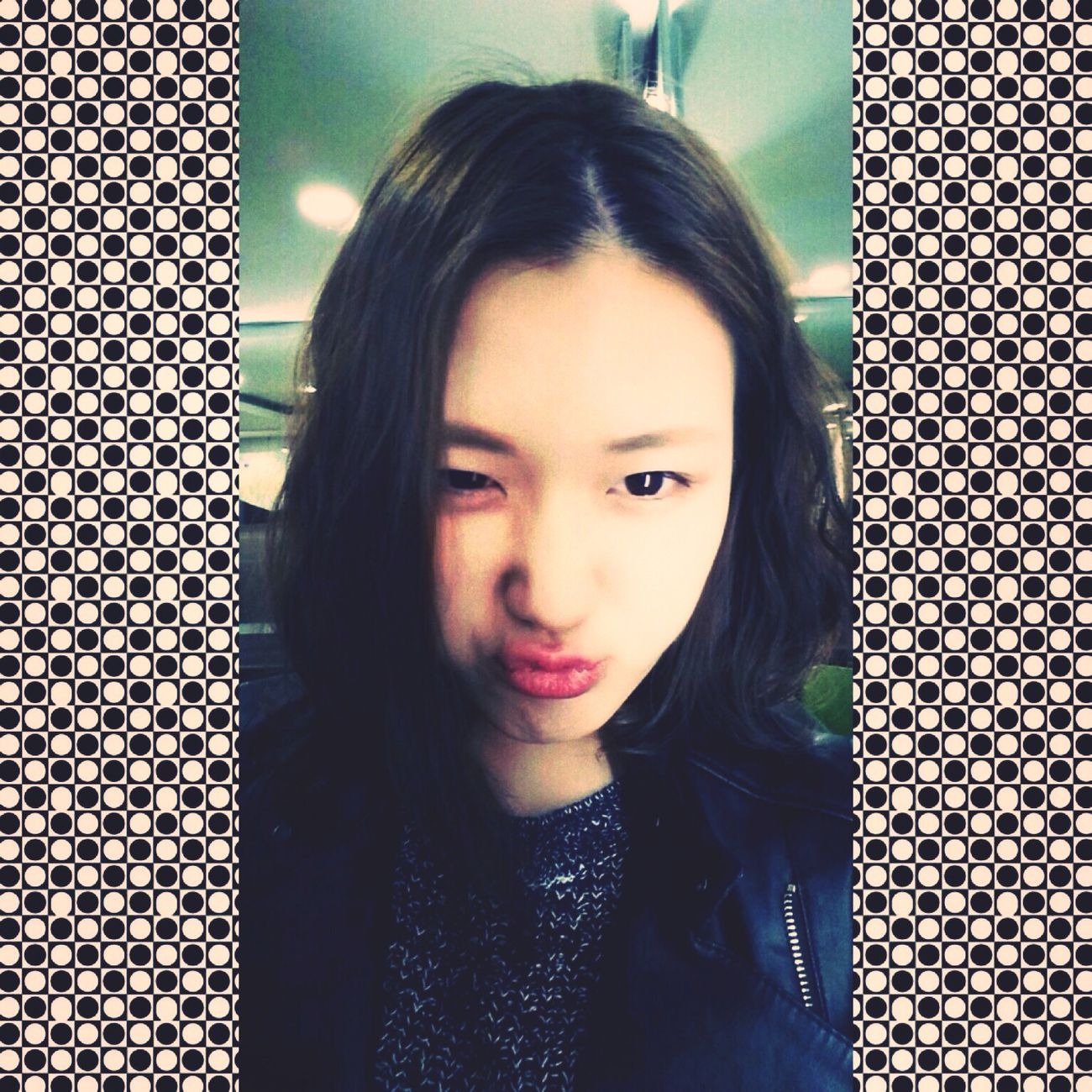 Hi! That's Me Selfie Good Night 우쒸!!!졸려요잘자용ㅎㅎㅎㅎ