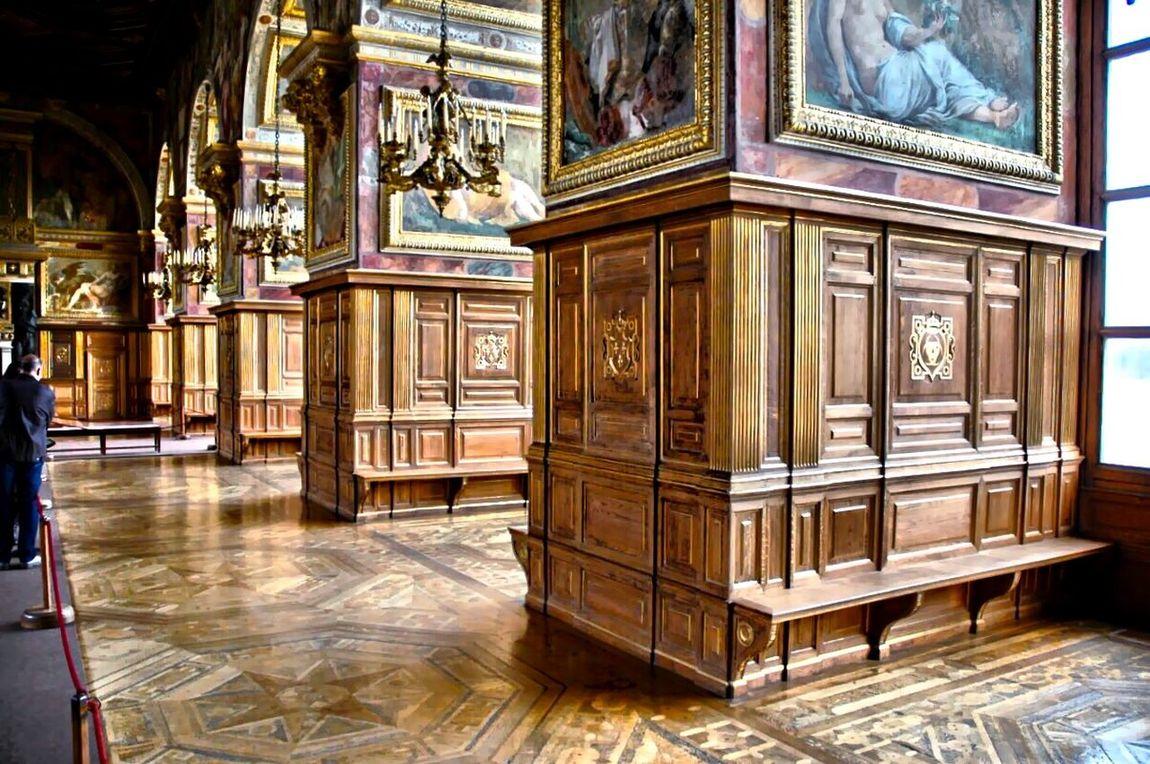 Fontainebleau Castle Architecture Interior Design Eye4photography  EyeEm Best Shots First Eyeem Photo EyeEm Best Edits EyeEm Gallery EyeEm