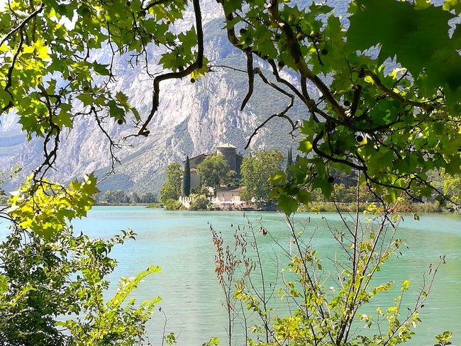 Castel Toblino Castello Castel Lake Green And Blue Landscape Landscape_Collection Landscape_photography