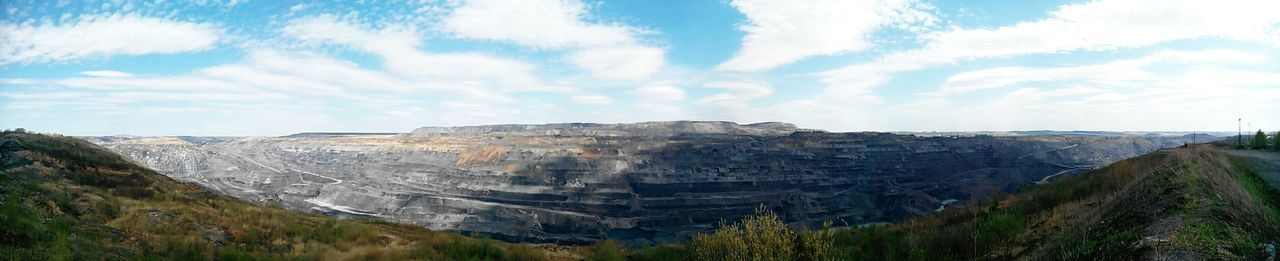 Panorama Quarry Coalmining Coal Landscape Eye4photography  Rock Kuzbass EyeEm Taking Photos