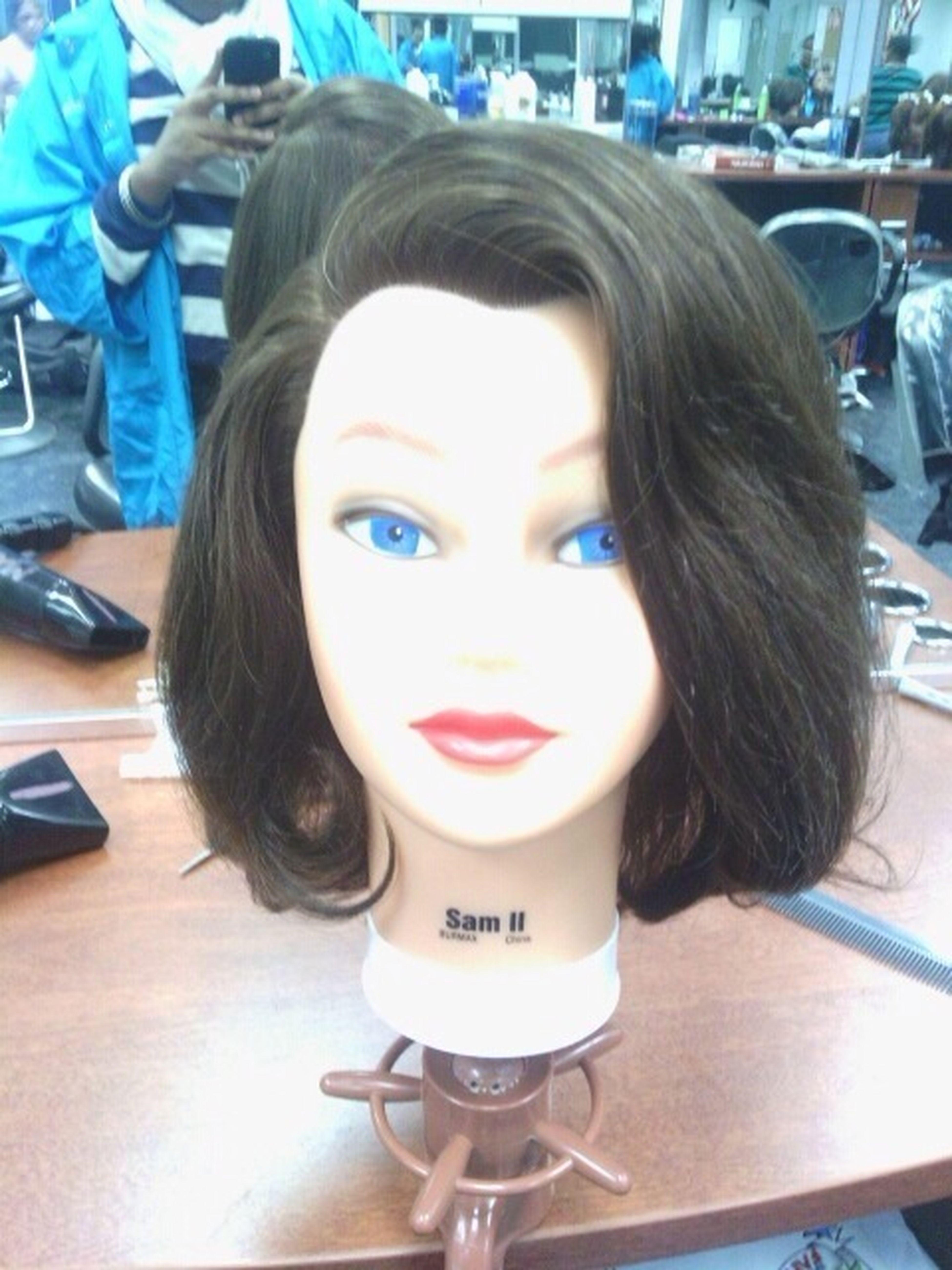 Hair Cut In Cosmoo