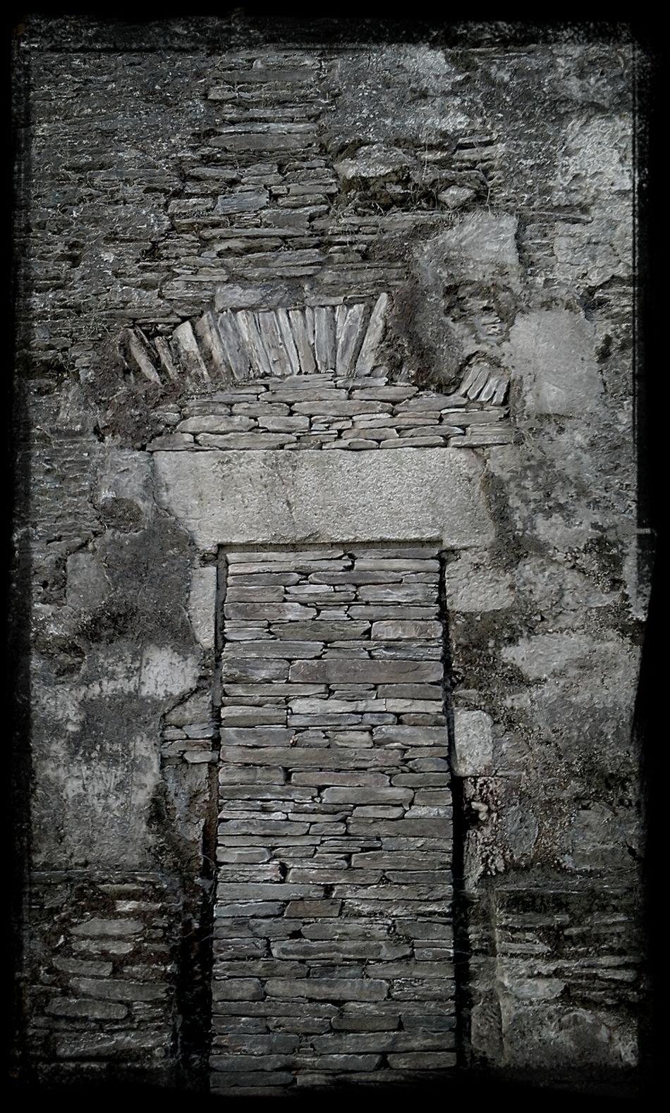 Closed and stoned door Shoot, Share, Learn - EyeEm Lugo Meetup Door Stone Wall