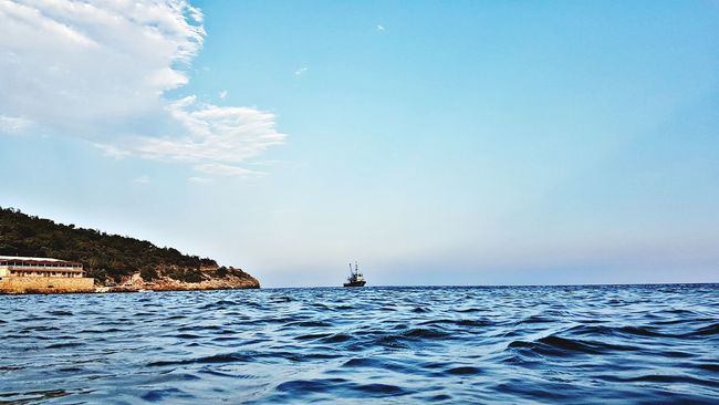 Mediterranean  Akdeniz Blue Sea Hdr_Collection Hdr_lovers Hdr_gallery Hdr_pics Summer2016
