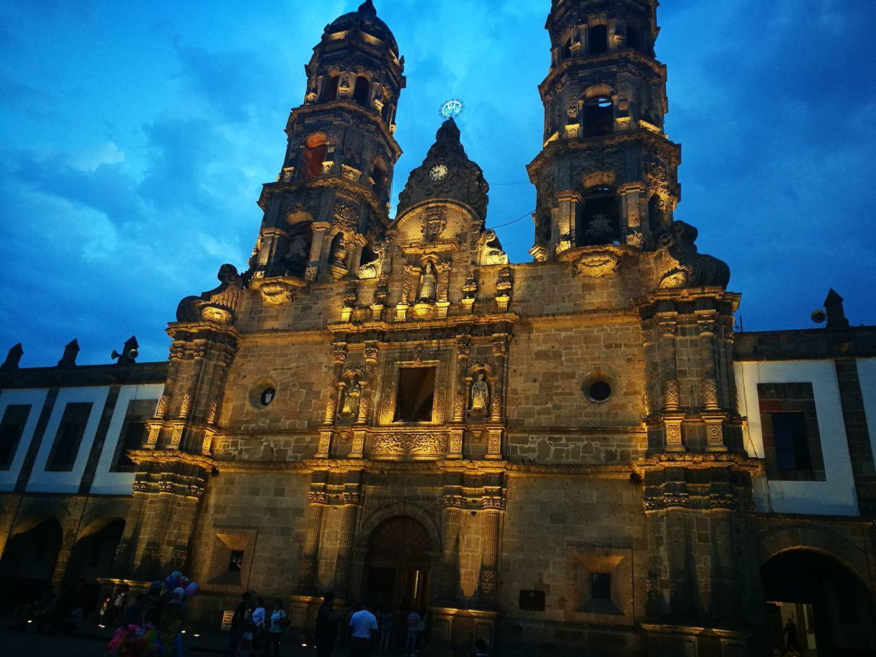Basilica de Zapopan Jalisco Religion Architecture History Recuerdos♥ Illuminated Architecture