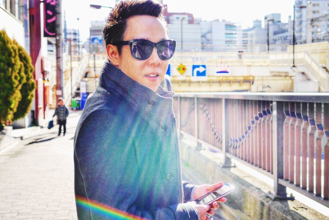 Boyfriend Love My Destiny Check This Out Taking Photos Portraits Tokyo Japan Somewhere Traveling