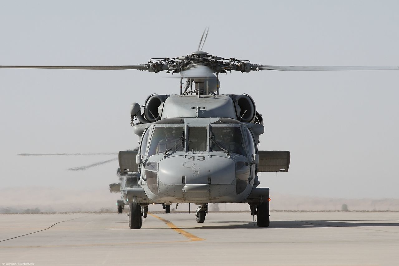 Aerospace Industry Air Base Air Vehicle Army Aviation Base Blackhawk Day Desert Front View Helicopter Industry MH-60 Military Naval Naval Aviation Navy No People Outdoors Seahawk SH-60K Technology Transportation US Navy USN
