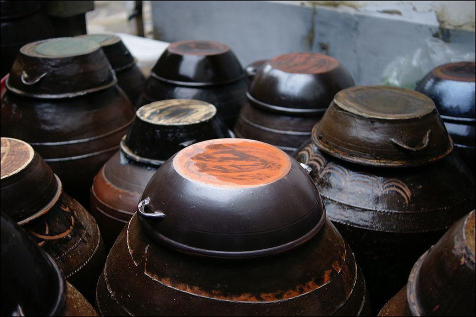 지난 여름 진주 천황식당 A700 Pottery Jinjusi Old&new