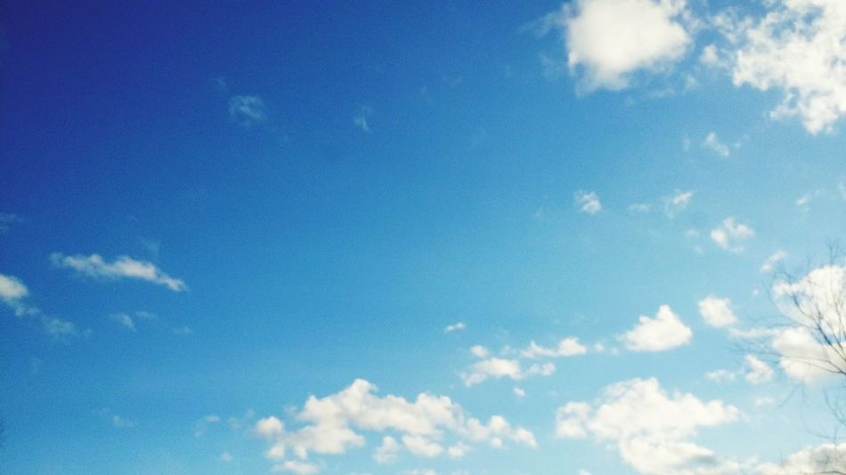 После дождя 💙☔🌞 Cloud - Sky Nature Outdoors Sky Only Space