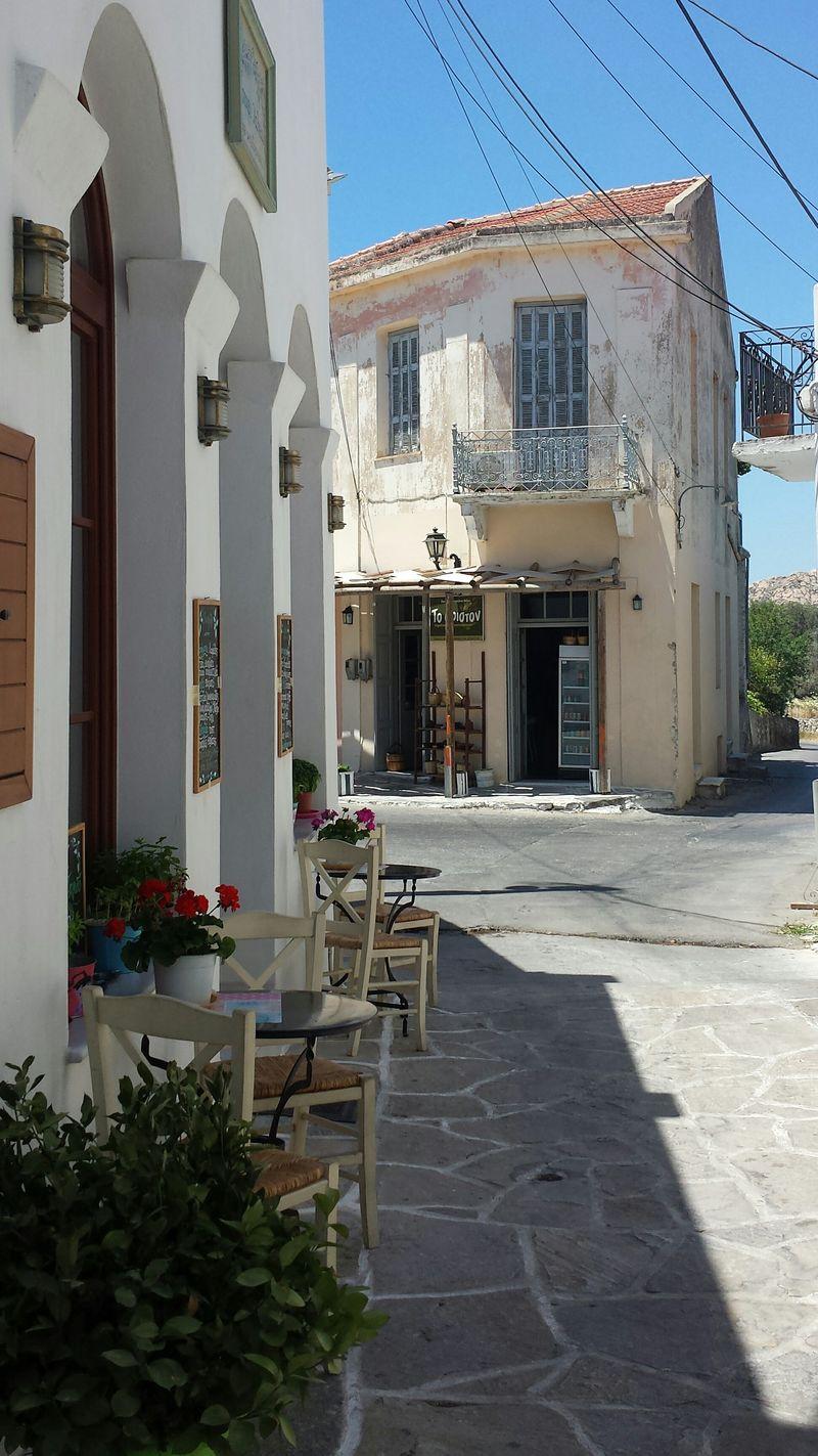 The beauty of Chalki Village Life Greek Islands Street Photography Street Life Backstreets & Alleyways