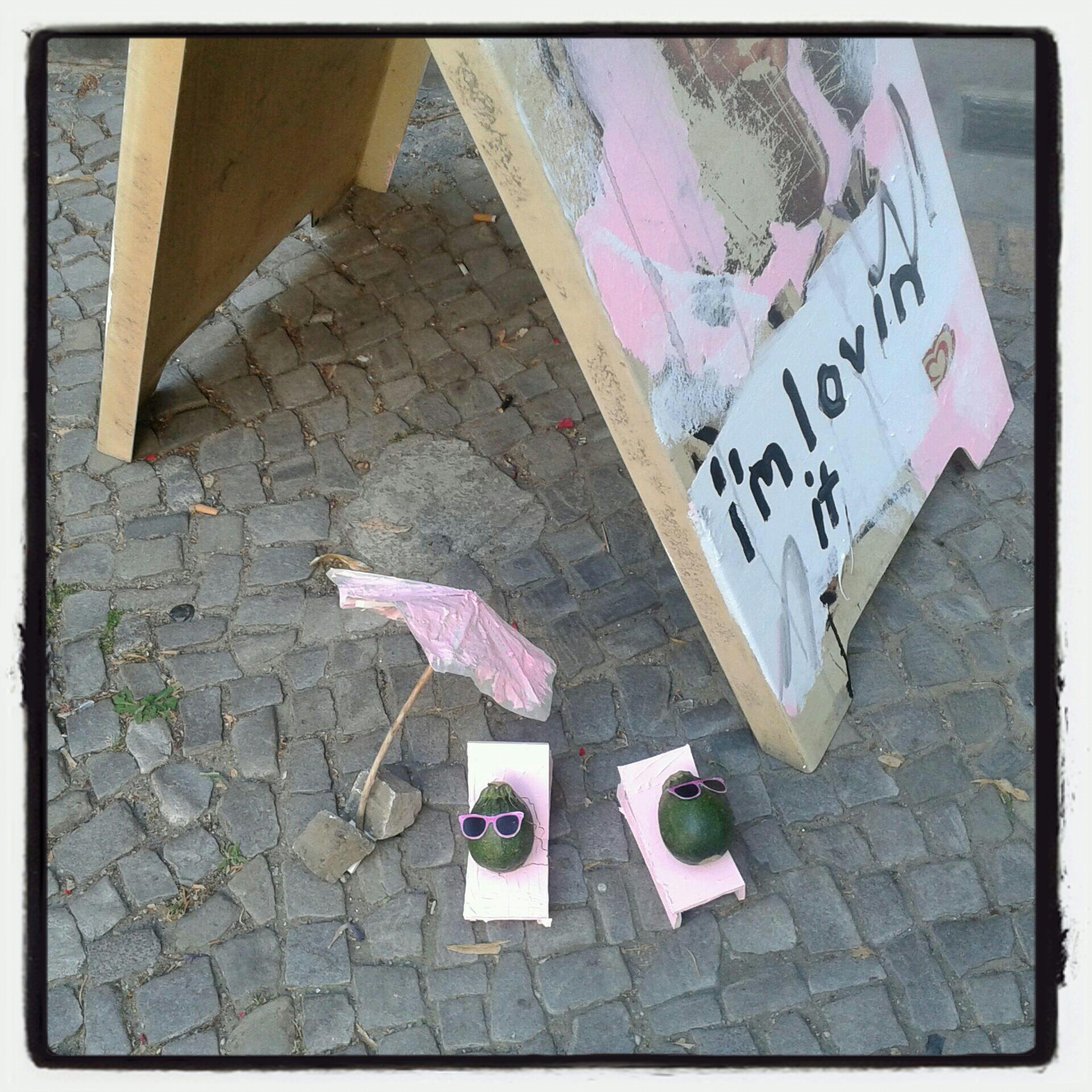 "Peter Pink in Neukölln: ""I'm loving it"""