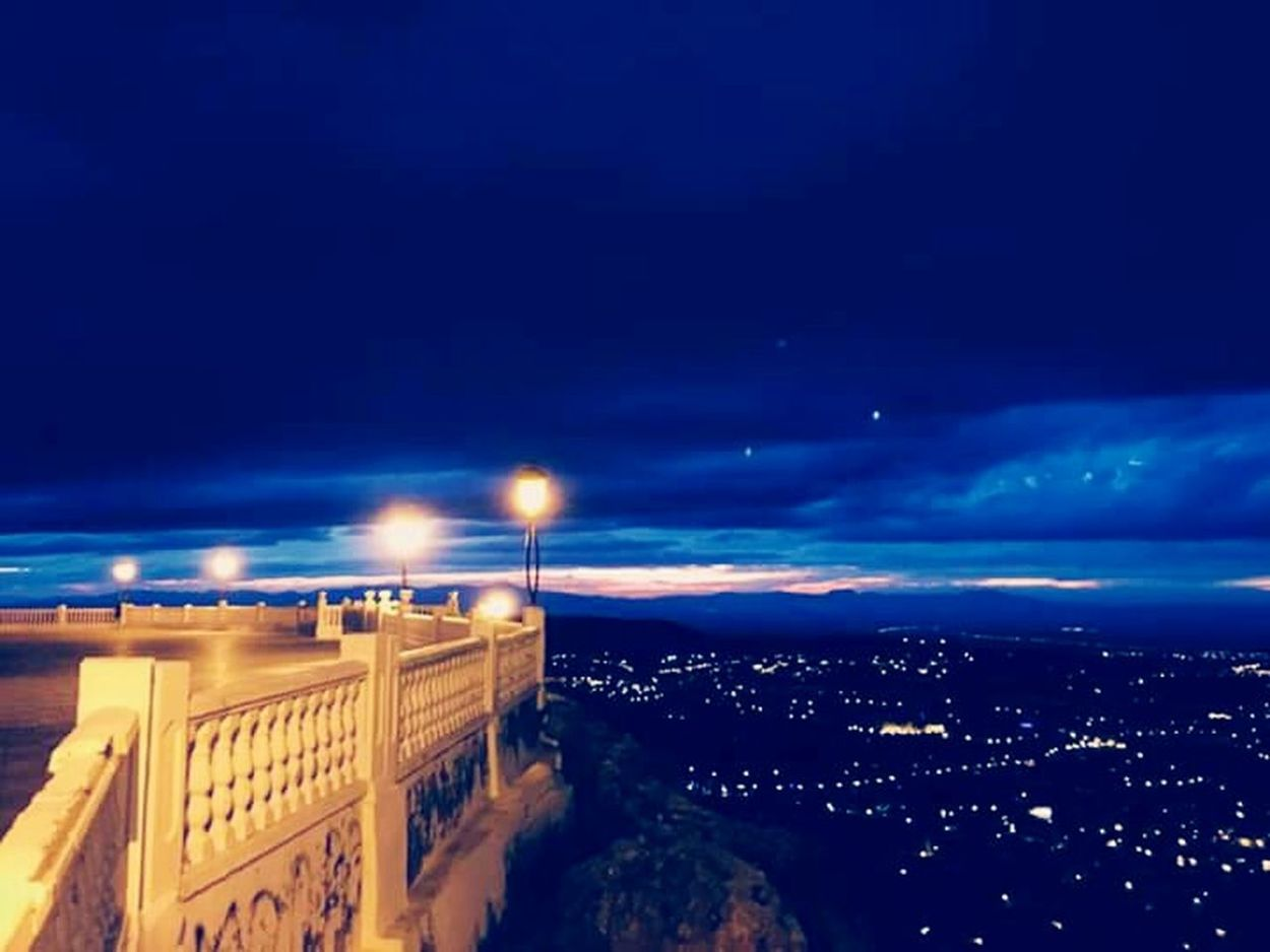 Tlemcen by night City Goodnight World Algeria Photography Beautiful Nicenice Niceday Lalasetti Tlemcen Algeria