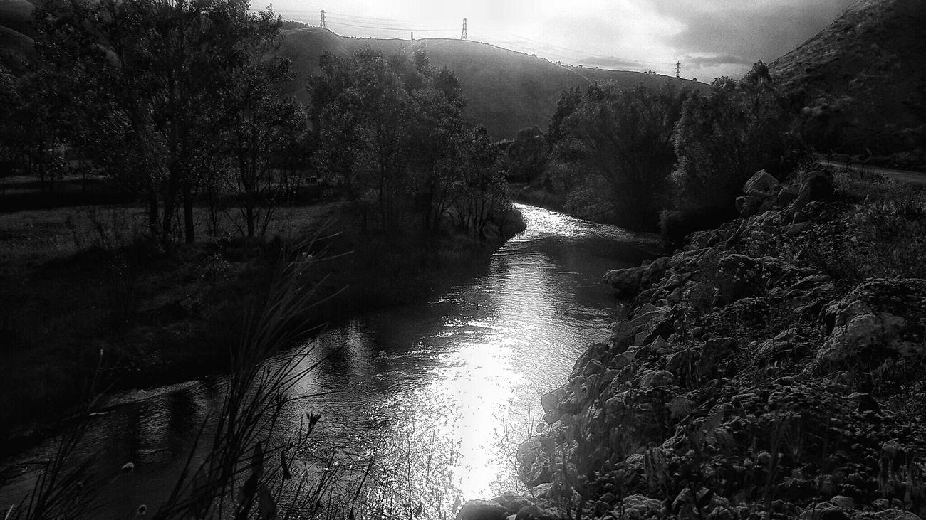 Blackandwhite Photography River Nehir Travelphotography Nature Photography