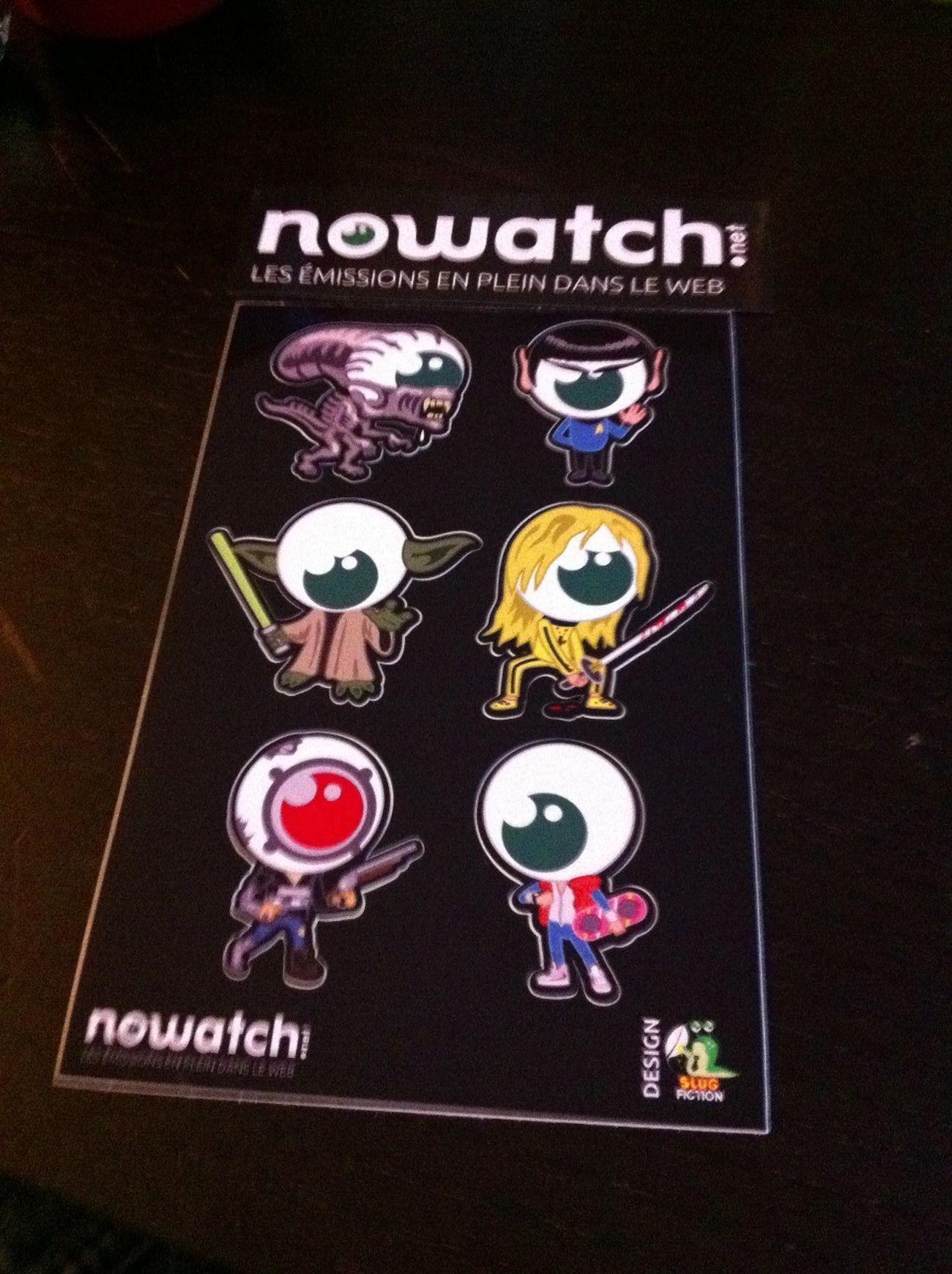 Livraison #Nowatch !