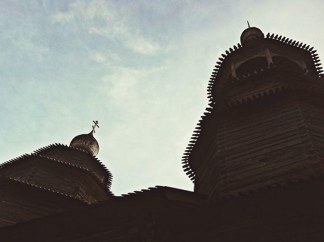 Небо Великого Новгорода