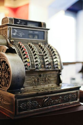 Cash Register Oldest Historical Shop Rust Cashmoney  EyeEm Gallery EyeEm Best Shots EyeEm Best Edits Ancient Coins Relic From The Past