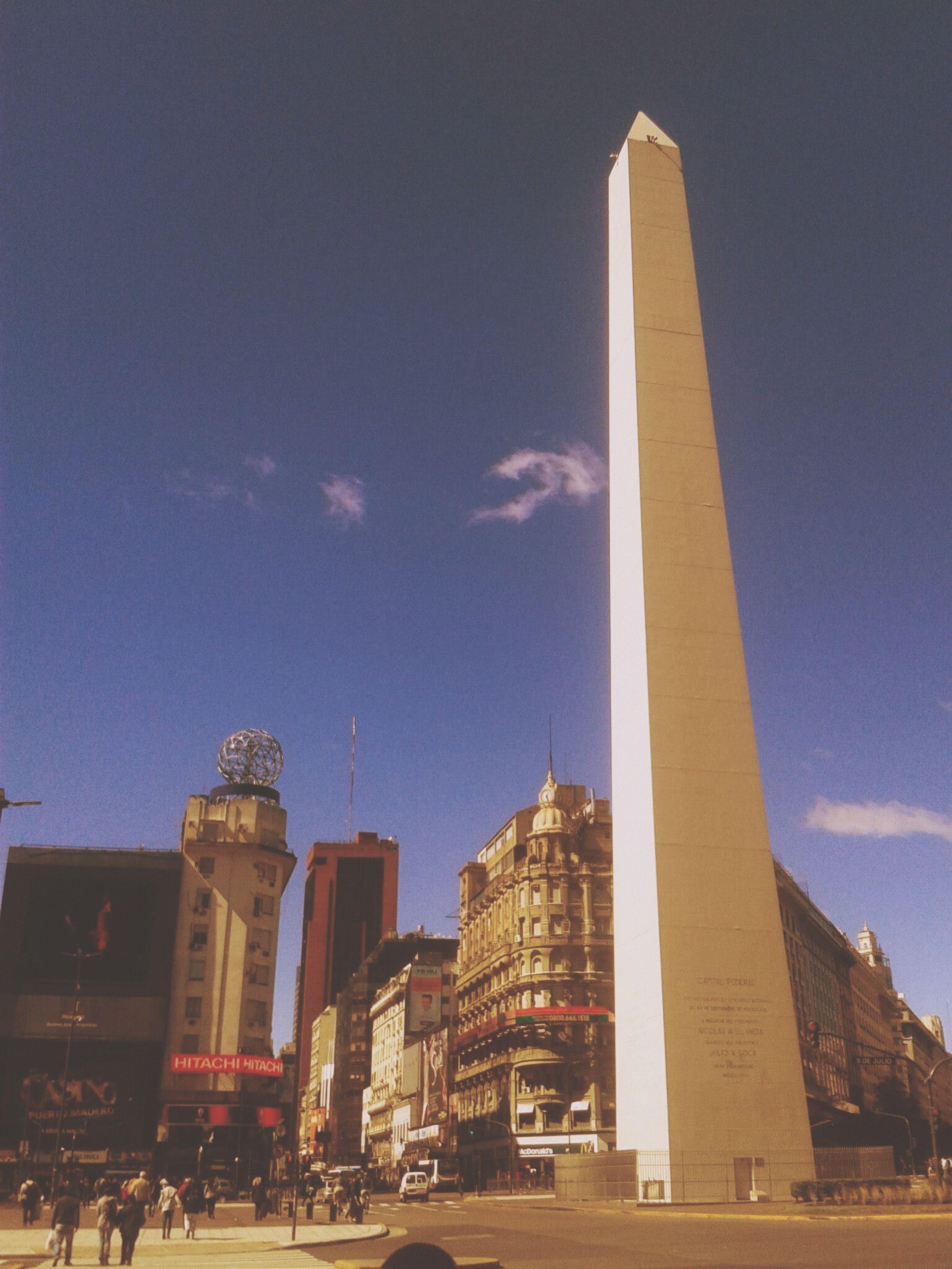Obelisco, Buenos Aires 🌆 Obelisco