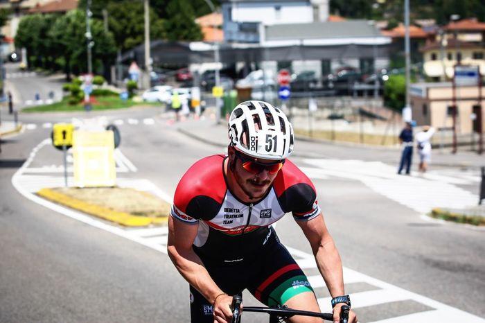 Cyclist EyeEm Best Shots Cycling On Your Bike Photography Cyclingphoto Ironman Sport TRIATHLON