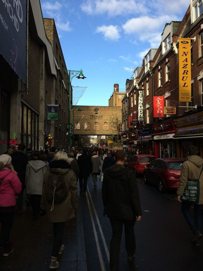 Bricklane Road