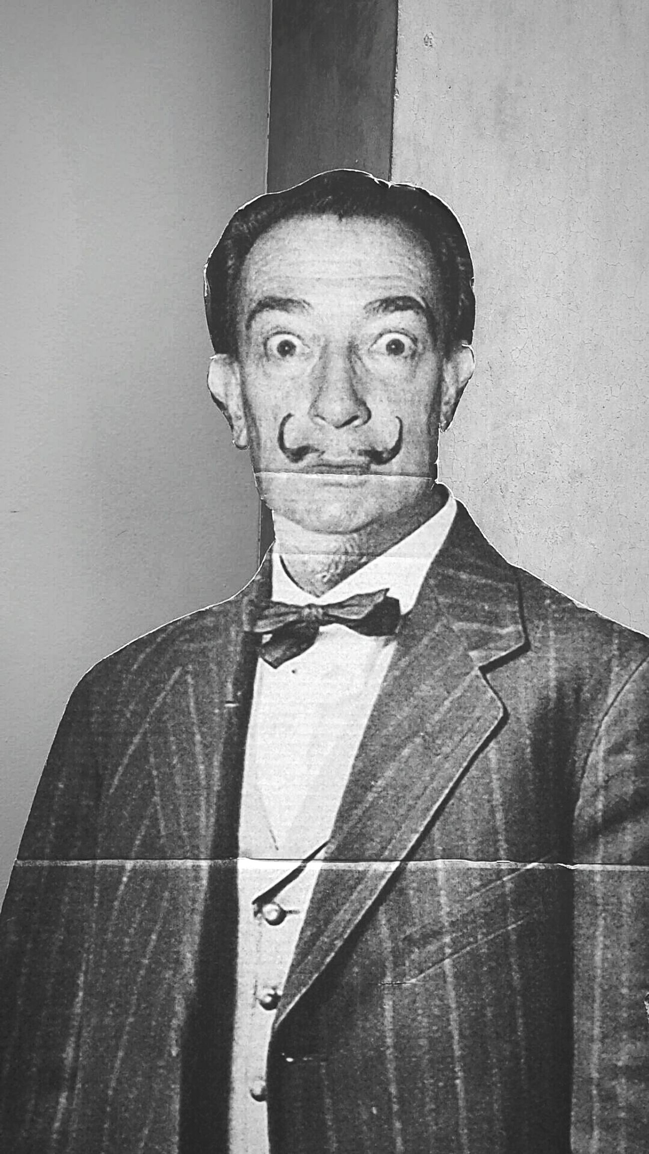 Dalí himself 😂 Art Gallery Taking Photos Check This Out Learning Exploring The Minimals (less Edit Juxt Photography) Salvadordali Artist Salvador Dali Art