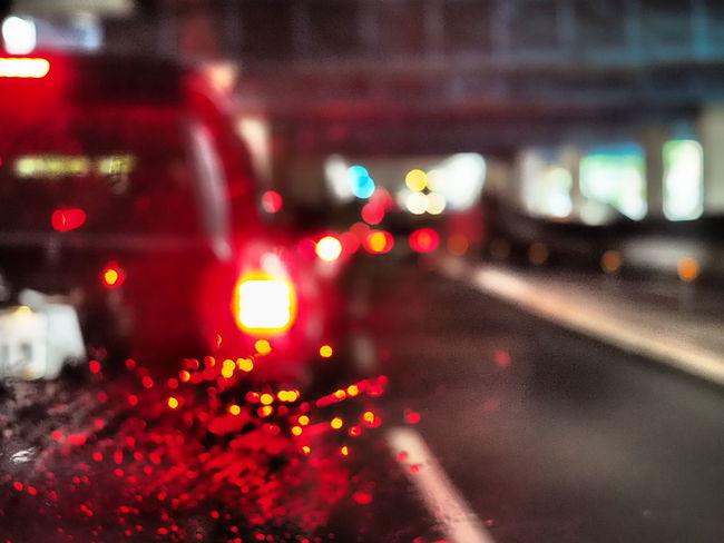 Rainy Day Brake Lights Streetphotography Car Cars Taking Photos Taking Pictures Bokeh Photography Bokeh Lights Bokeh Bokehlicious