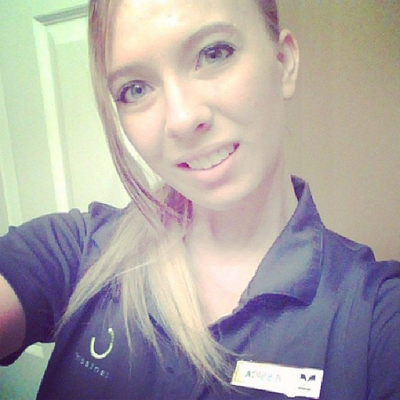 Work ready :) Selfiezallday Selfie Bored Longhairdontcare needsdying now! impatient