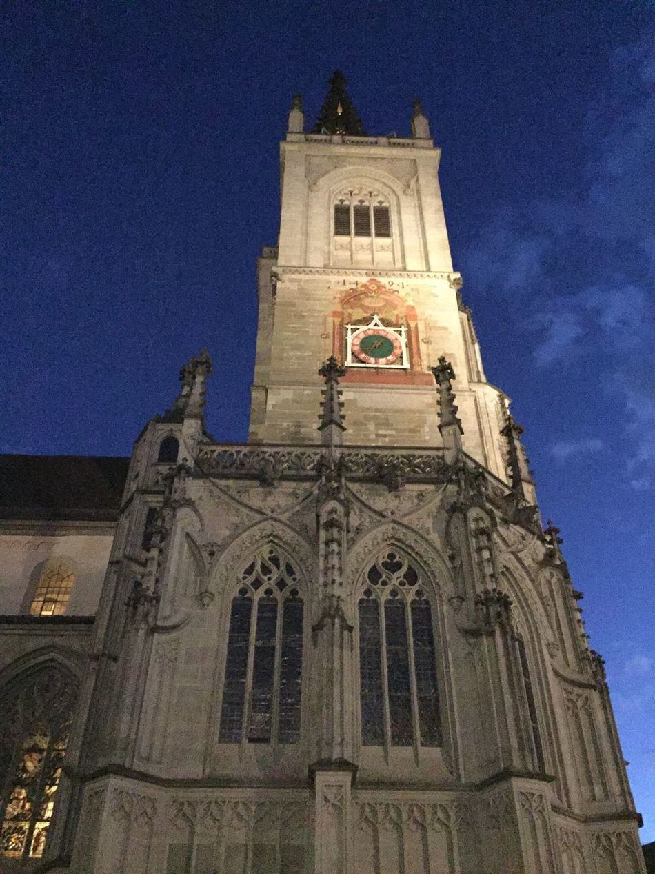 Church Night Nightphotography Church At Night  Lite Up Cathedral Catholic Church