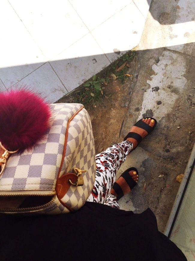 Buffalo Soldier Fashion Pardals Legs Bags Urban