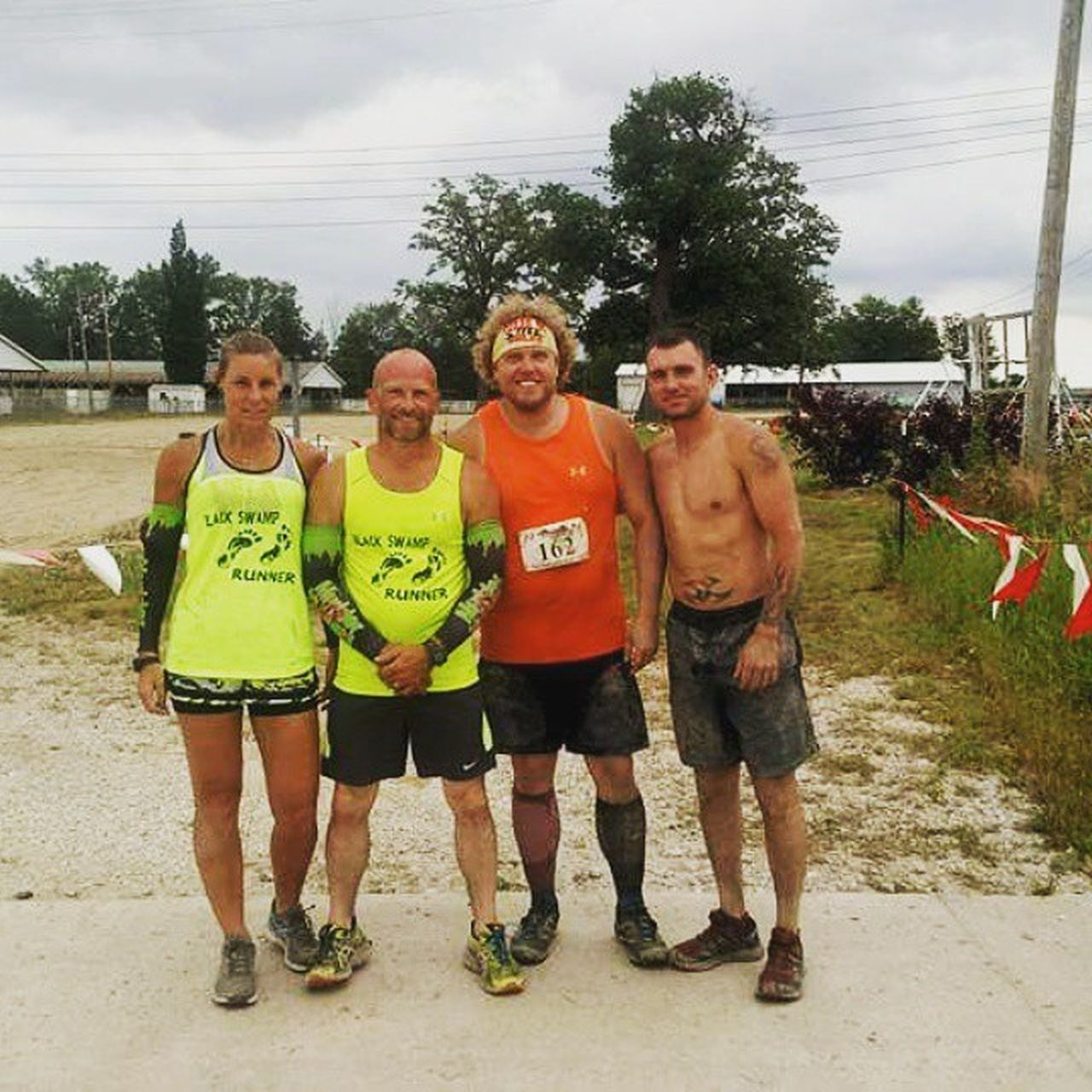 Black swamp dash my 68th OCR. 2 laps. One lap on a closed course with the owners. Great experience, great time, and great friends. Blackswampdash Blackswamprunner Hyletecompeteteam Teamcorepower Eatnuttzo Ocr Ocrunited Ohio Oakharbor Buffalo Wnyocrfreaks 2XU Cepcompression Reebok Hulkstillrules Hulkamania Ocraddict