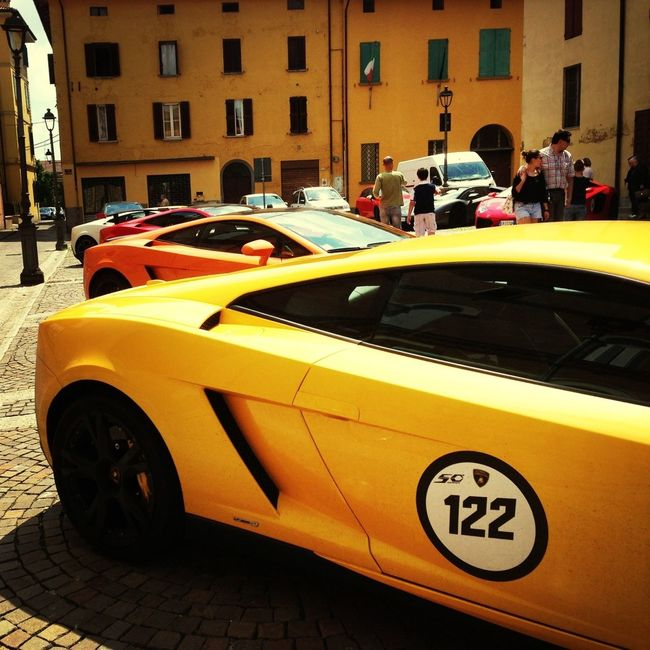 Lamborghini's Day