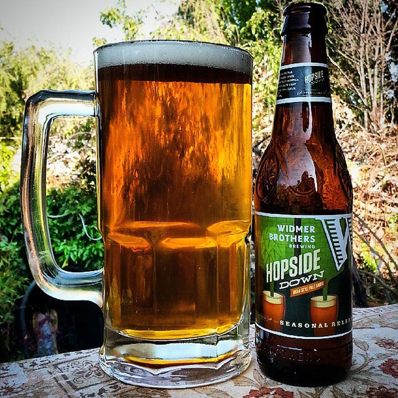 Frostymug Tgif Beerlife Beerislife southernoregon hopsidedown widmerbrothers widmerbrothersbrewing damnfinebeer literstein
