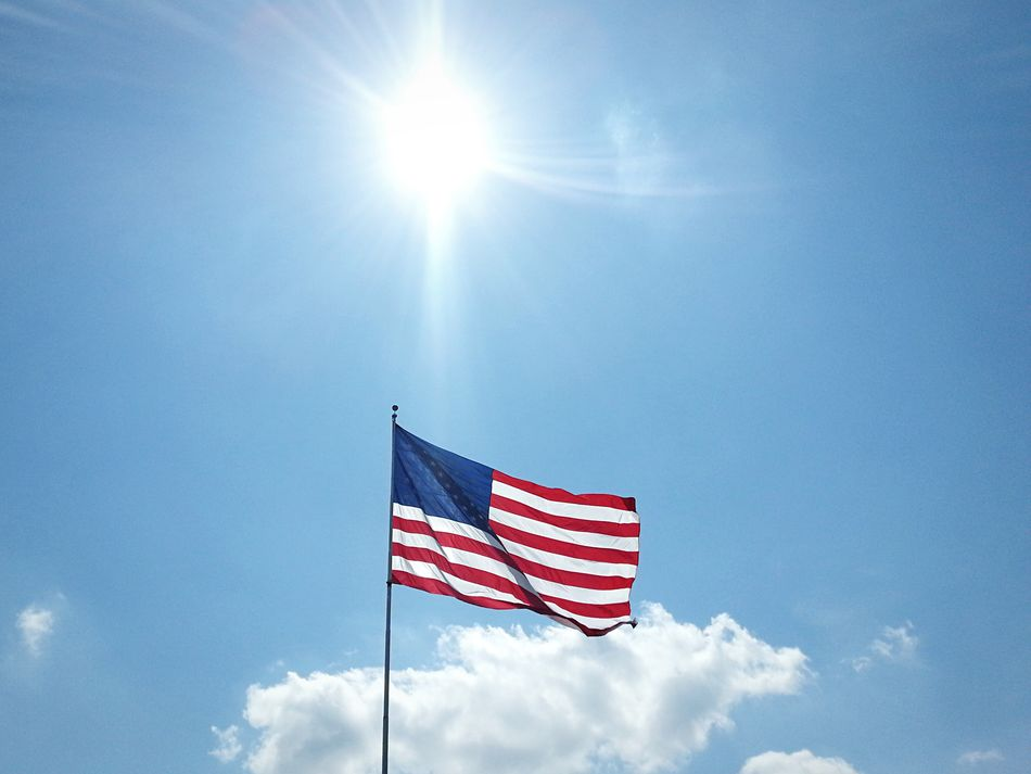 Beautiful stock photos of 4th of july, American Culture, American Flag, Blue, Cloud