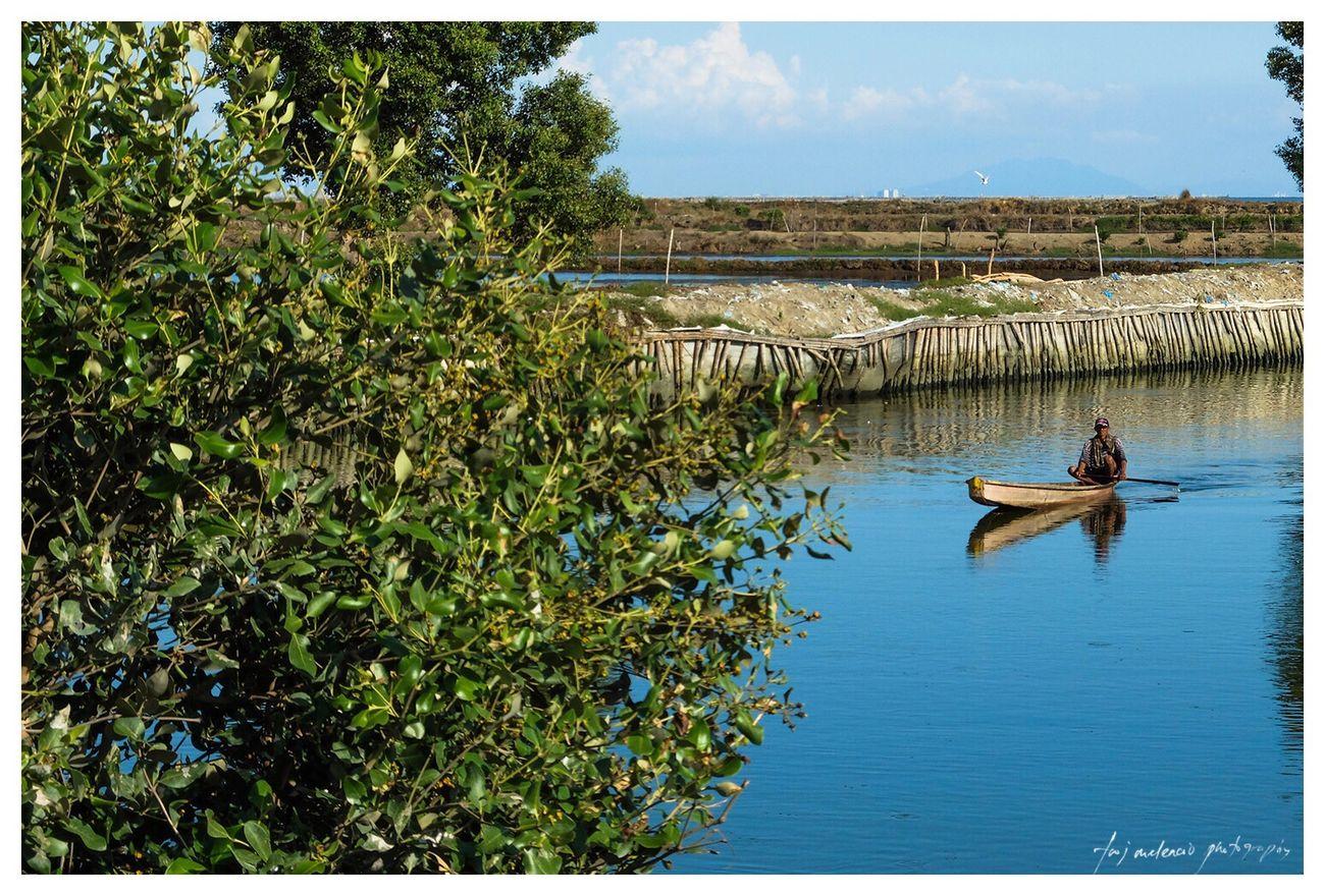 Bangkero Fisherman Malolos FujiFilm X20 Fujix20