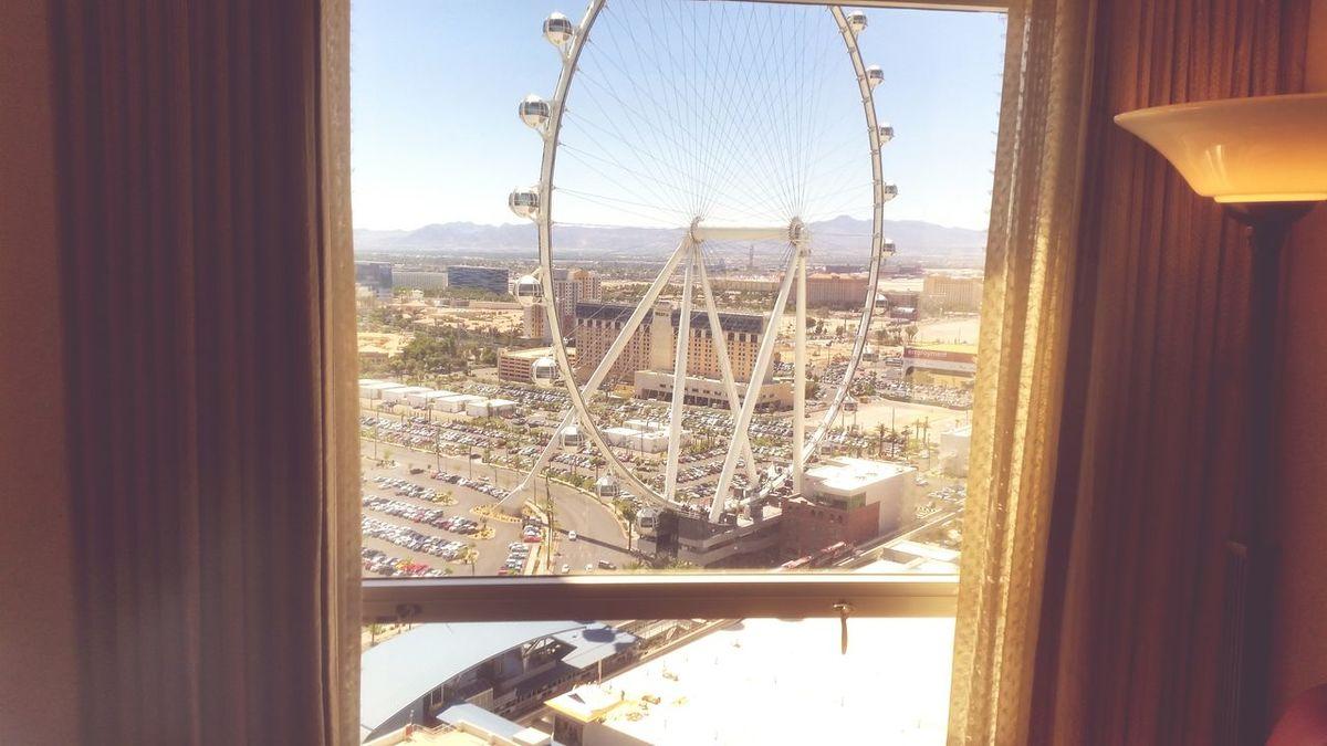 Harrahs  Vagas USA First Eyeem Photo Las Vegas Cheese! View From My Window