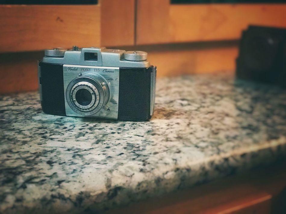 Look what i found Kodak 135 Modelc Vintage Excited Cantwaittouseit Beauty Ingarage Lucky First Eyeem Photo
