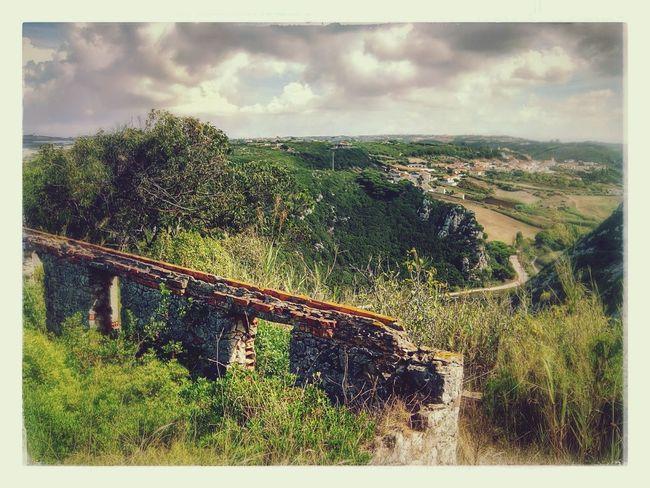 Landscape Rio Alcabrichel